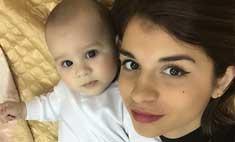 Алиана Гобозова: «Силы мне дают улыбки сына»