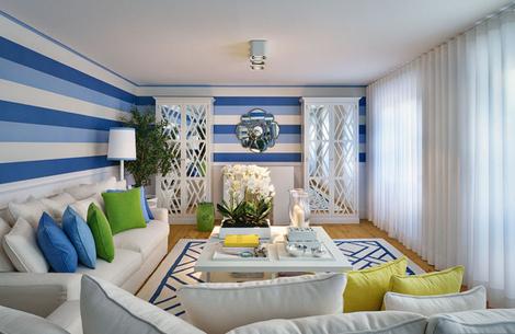 Средиземноморский стиль в интерьере: декор, советы   галерея [2] фото [2]