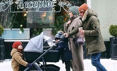Михаил Башкатов поделился радостями отцовства