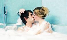 Что он думает о сексе в ванной: 7 его тайных мыслей