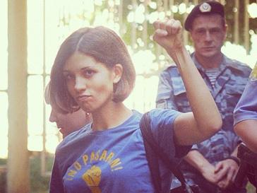 Pussy Riot приговорили к двум годам исправительной колонии