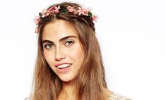 Лето-2014: лучшие украшения для волос и головные уборы