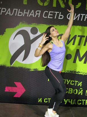 Эффективные упражнения по фитнесу