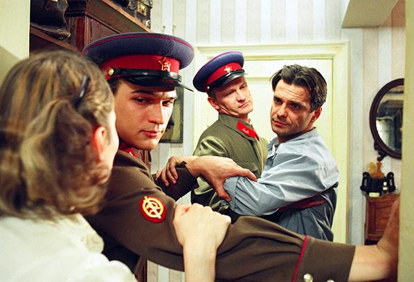 фильм Королев, кадры, Сергей Астахов, Виктория Толстоганова