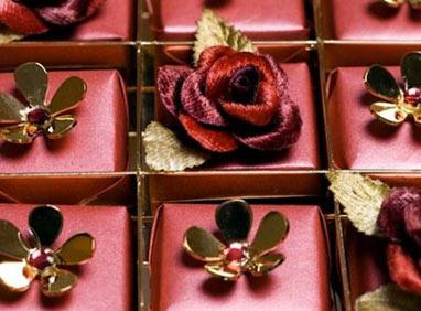 Дорогой шоколад