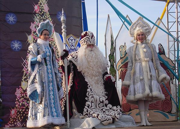 Всероссийский Дед Мороз в Тольятти