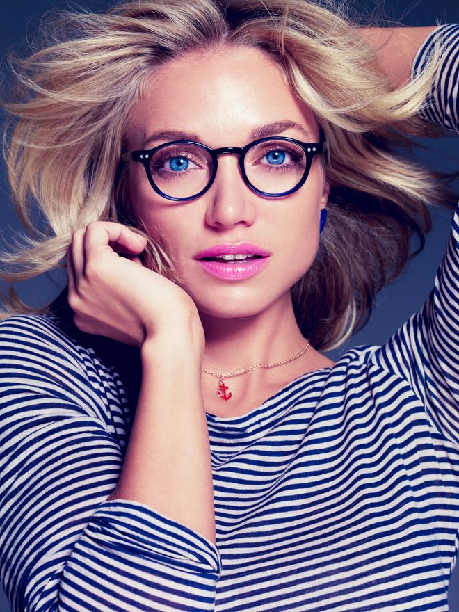 как красить глаза блондинкам с голубыми глазами
