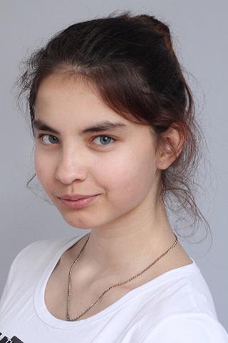 Елизавета Овчинкина, «Топ модель по-детски-2016», фото