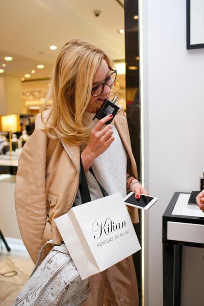 Kilian открыл в ЦУМе корнер селективной парфюмерии   галерея [1] фото [1]