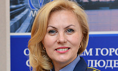 В Петербурге выбрали самую красивую девушку в погонах