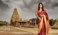 Сари – модная женская индийская одежда