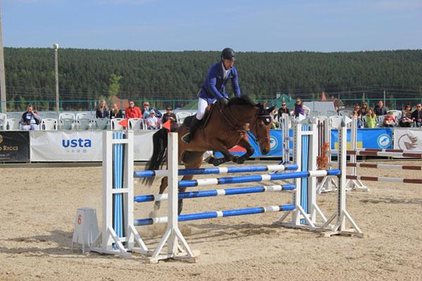 Открытие сезона конного спорта