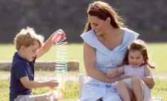 Дети Кейт Миддлтон придумали обидное прозвище для бабушки