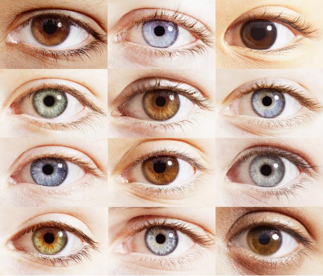 поменялся цвет глаз
