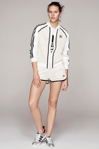 Topshop for Adidas Originals, 2015