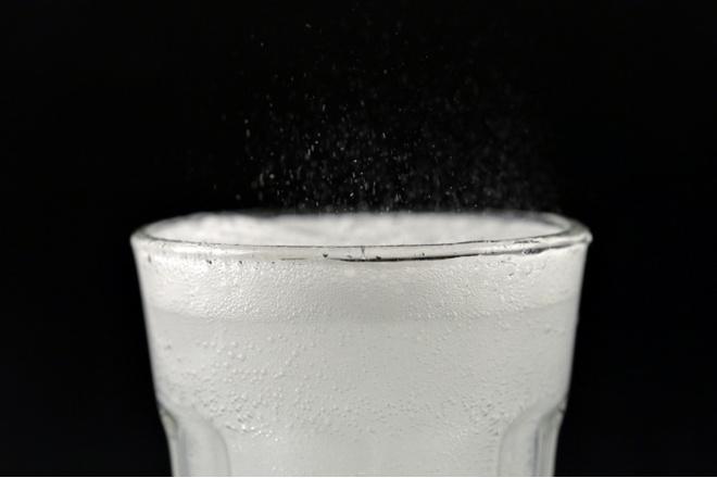 гашеная сода