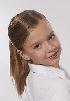 Самая красивая девочка 9 лет