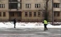 В Ярославле коммунальщики имитировали бурную деятельность, но случайно попали на чужое видео