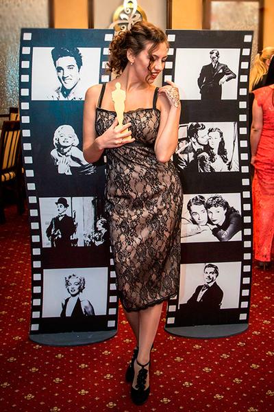 Вечерние платья: воронежские девушки, как звезды Голливуда