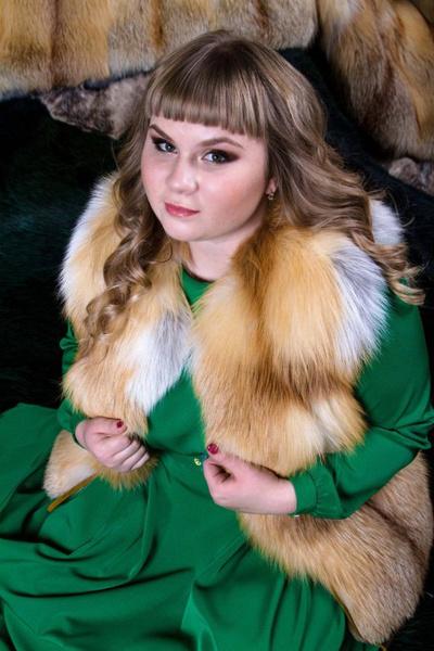 Екатерина Алексеева, финалистка конкурса «Мисс Пышка-2016»