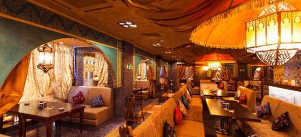 Ресторан «Диван-сарай» в Сургуте
