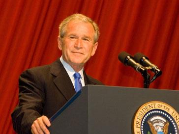 Джордж Буш (George Bush) написал книгу мемуаров