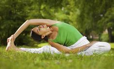 Саратовцы могут бесплатно посетить тренировку по йоге