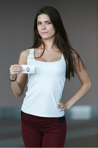 Анастасия Полушина, участница «Мисс Екатеринбург - 2016», фото