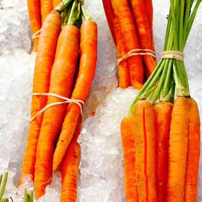 как правильно заморозить морковь
