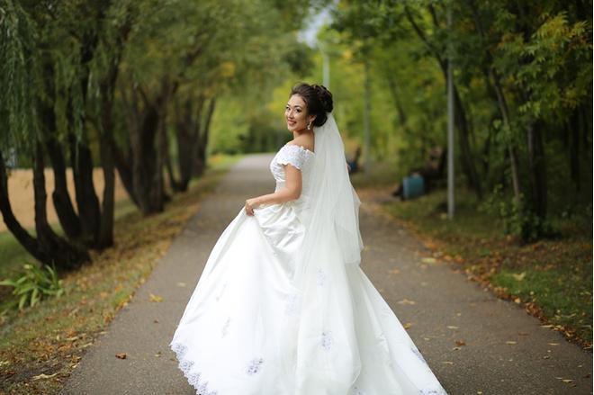 Очаровательные невесты Оренбурга