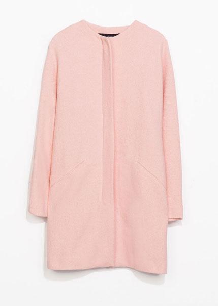 Пальто Zara. 5990 рублей
