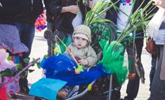 Парад колясок в Астрахани: выбери самый яркий образ!