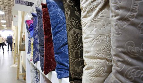 Выставка Home Textiles Premium: главные тренды этого сезона | галерея [1] фото [12]
