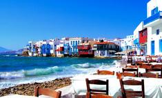 Баунти на Средиземном море: лучшие пляжи Греции