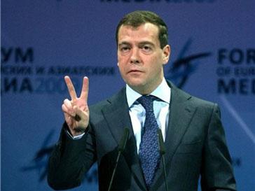 Дмитрий Медведев продолжает кадровые перестановки в рамках реформы МВД