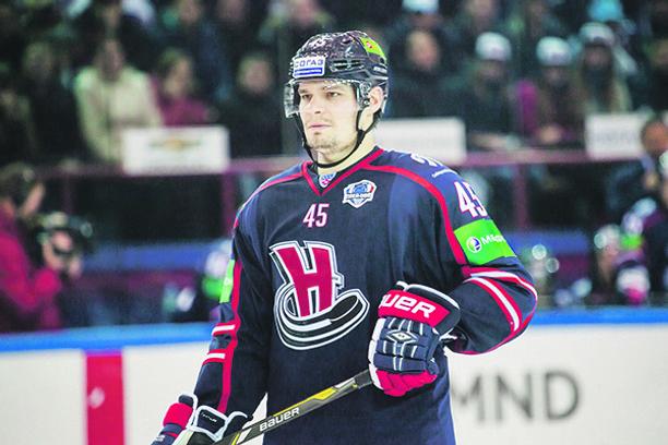Александр Кутузов отыграл шесть сезонов в новосибирском клубе.
