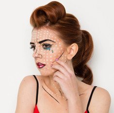 Где сделать макияж на Хэллоуин
