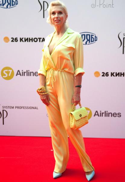 """Алена Свиридова на """"Кинотавре""""-2015"""