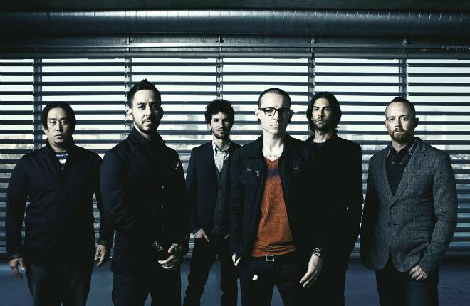 Linkin Park на «Петровском»