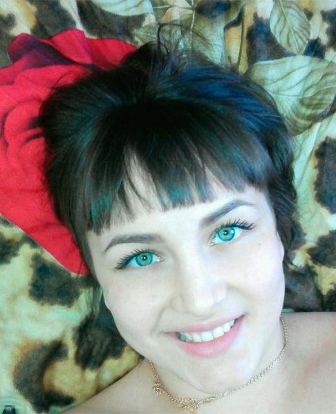 Ангелина Медведева - участница конкурса «Мисс Виртуальная Россия»