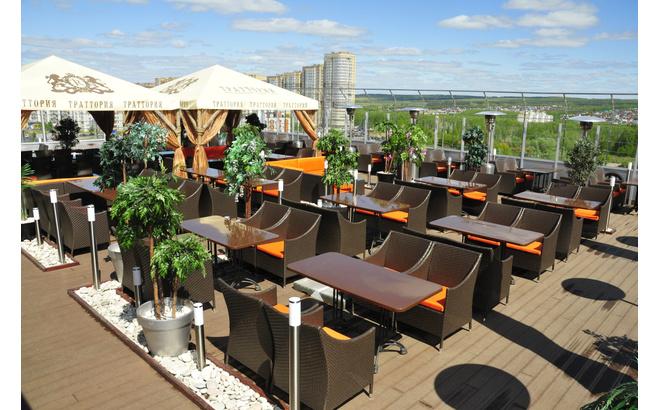 Где отдохнуть летом в Казани: кафе, рестораны, летние веранды