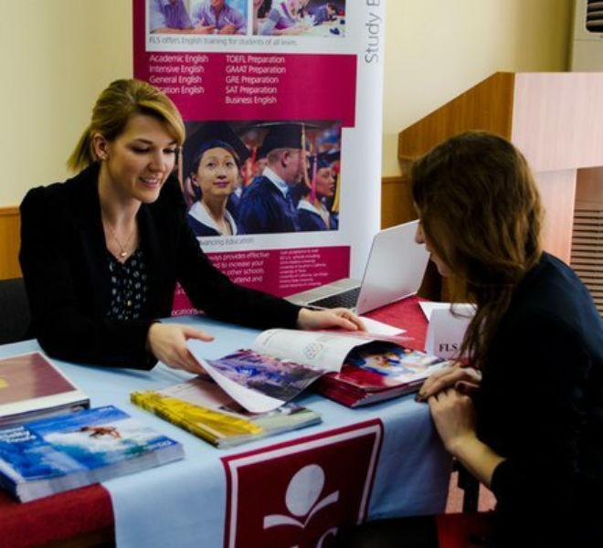 Омск, образование за рубежом, Startravel