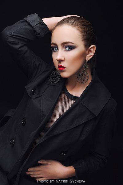 Женщина-вамп: фото