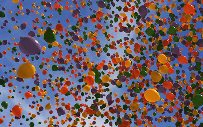 «Капитолий» удивит гостей парка воздушными арт-объектами