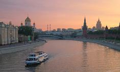 Лето бьет температурные рекорды в Москве