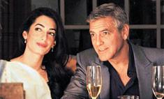 Невеста Джорджа Клуни не беременна