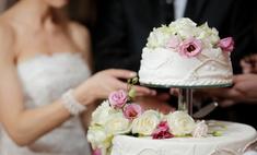 Изысканная надпись на торте