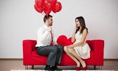 Где назначить свидание в День святого Валентина