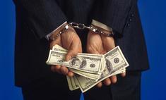 Размер среней взятки сравнялся с зарплатой чиновника