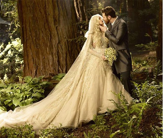 Свадьба в стиле Игры престолов фото